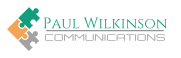 Paul Wilkinson Communications Logo